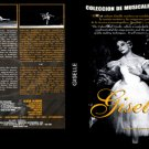 Giselle-Alicia Alonso-Ballet.Cuban DVDs and movies-Free S&H Worldwide.
