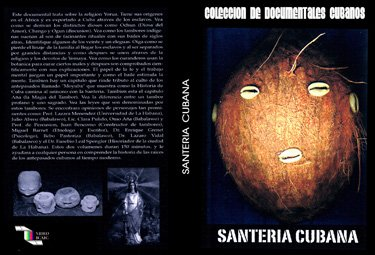 Cuban Santeria -Cuban DVDs and movies-Free S&H Worldwide.