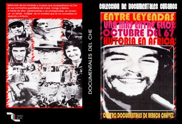 "Four documentaries about ""Che""-Cuban DVDs and movies-Free S&H Worldwide."