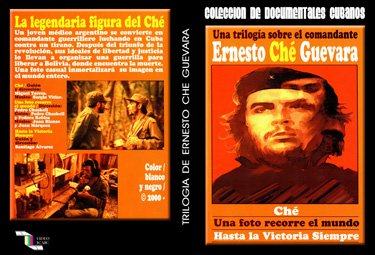"Trilogy of  ""Che"" Guevara -Cuban DVDs and movies-Free S&H Worldwide."