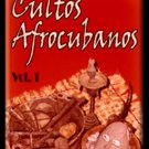 Afro-cuban Cults-1&2(1995) (56 minutes).Cuban DVDs and movies-Free S&H Worldwide.
