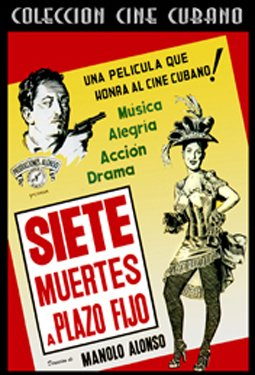 Title: Seven Certain Deaths (1950) (86 minutes).Cuban DVDs and movies-Free S&H Worldwide.