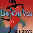 Juan Formell and Van Van live in Europe.(114 minutes) (2004).Cuban DVDs movies-Free S&H Worldwide..