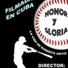 Cuban movie.Honor y Gloria..Nuevo.NEW.Cuba.Pelicula DVD.Deportiva.Sports.NUEVO.