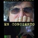Cuban movie-Amaury Perez en Concierto.Cuba.Pelicula DVD.Musical.From Mexico.NEW.