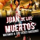 Cuban movie-Juan de los Muertos.Drama.Comedia.Nuevo.Spanish.Cuba.pelicula DVD.