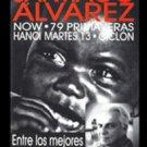 Cuban movie-Santiago Alvarez.Documental de Cuba.DVD.