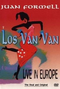 Cuban Film-Los Van-Van Vivos en Europa.Subtitled.Nuevo.Musical.NEW.Pelicula DVD.