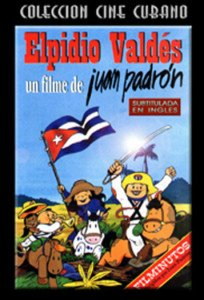 Cuban movie.Elpidio Valdes subtitled.Animated.DVD.Cartoon.Subtitulado.NUEVO.NEW.