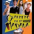Cuban movie-Cuarteto en La Habana.Cuba.Pelicula DVD.