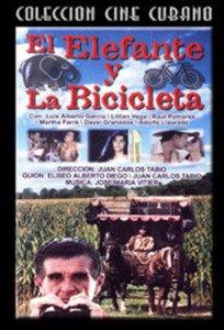 Cuban movie-El Elefante y la Bicicleta.Pelicula DVD.