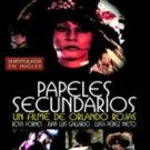 Cuban movie..Papeles Secundarios..Drama.Cuba.Peli.DVD.NUEVA.Secundary Roles.NEW.