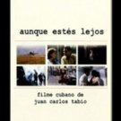 Cuban movie-Aunque estes Lejos.Clasico Cuba.Film.DVD