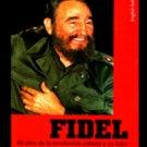 Cuban movie-Fidel.Biografia Politica.Cuba.Pelicula DVD.Documentary.Biography.NEW