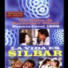 Cuban movie-La Vida es Silbar.subtitled.Pelicula DVD.Cuba.Nueva.subtitulado.NEW.