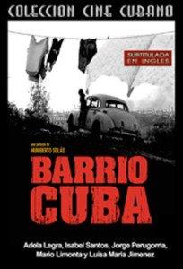 Cuban movie-Barrio Cuba.subtitled.Drama.Pelicula DVD