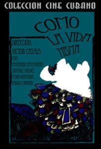 Cuban movie-Como la Vida Misma.Drama.Cuba.Pelicula DVD.