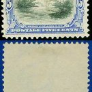 1901 USA USED Scott# 297 – 5c Bridge at Niagara Falls – Pan-American Issue