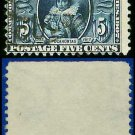1907 USA USED Scott# 330 – 5c Pocahontas  – 1907 Jamestown Issue