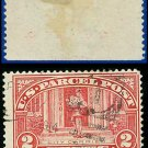1912-13 USA Scott# Q2 USED  – 2c City Carrier – Parcel Post Issue
