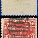 1912-13 USA Scott# Q3 USED  – 3c Railway Post – Parcel Post Issue