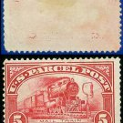 1912-13 USA Scott# Q5 USED – 5c Mail Train – Parcel Post Issue