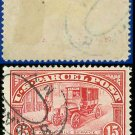 1912-13 USA Scott# Q7 USED – 15c Auto Service – Parcel Post Issue