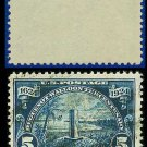 1924 USA USED Scott# 616 – 5c Monument at Mayport, Florida – Huguenot-Walloon Issue