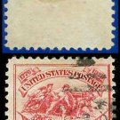 1926-27 USA USED Scott# 629 – 2c Hamilton's Battery – Battle of White Plains