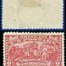 1927 USA USED Scott# 644 – 2c Surrender of Burgoyne – Burgoyne Campaign