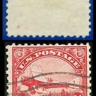 1923 USA USED C6 – De Havilland Plane 24c Airmail E0077