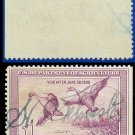 1938 USA USED Scott# RW5 – $1 Pintail Drake – Duck Stamps