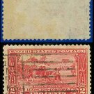 1925 USA USED Scott# 618 – 2c Birth of Liberty – Lexington-Concord Issue