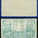1936-37 USA USED Scott# 788 – 4c Lee & Jackson – Army-Navy War Heroes Issue
