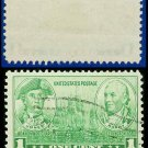 1936-37 USA USED Scott# 790 – 1c Jones & Barry – Army-Navy War Heroes Issue
