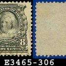 1902-03 USA USED Scott# 306 – Violet Black Martha Washington – 1902-3 Regular Issue