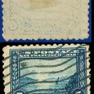 1913 USA USED Scott# 403 – 5c Blue Golden Gate – 1913 Panama-Pacific Issue