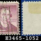 1954-61 USA USED Scott# 1052 – $1 Patrick Henry – 1954-61 Liberty Series
