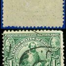 1907 USA USED Scott# 328 – 1c Captain John Smith – 1907 Jamestown Issue