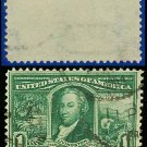 1904 USA USED Scott# 323 – 1c Green Robert Livingston – 1904 Louisiana Purchase Issue