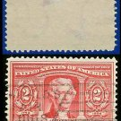 1904 USA USED Scott# 324 – 2c Carmine Jefferson – 1904 Louisiana Purchase Issue