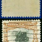 1901 USA USED Scott# 296 – 4c Automobile – Pan-American Issue