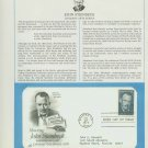 1979 USA FDC Scott# 1773 – Honoring John Steinbeck on Cachet Addressed Cover E4859P