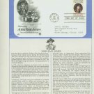 1979 USA FDC Sc# 1789 – Sep 23 – Honoring John Paul Jones on Cachet Addressed Cover E4859P