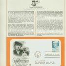 1980 USA FDC Scott# 1821 – Apr 10 – Honoring Frances Perkins on Cachet Addressed Cover E4859P
