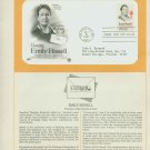 1980 USA FDC Scott# 1823 – Mar 31 – Honoring Emily Bissell on Cachet Addressed Cover E4859P