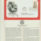 1981 USA FDC Sc# 1910 – May 1 – American Red Cross on Cachet Addressed Cover E4859P