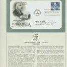 1982 USA FDC Scott# 1950 – Jan 30 – Franklin D Roosevelt on Cachet Addressed Cover E4859P