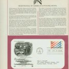 1982 USA FDC Scott# 2003 – Apr 20 – American-Dutch Relations on Cachet Addressed Cover E4859P