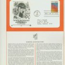 1983 USA FDC Sc# 2031 – Jan 19 – American Science & Industry on Cachet Addressed Cover E4859P